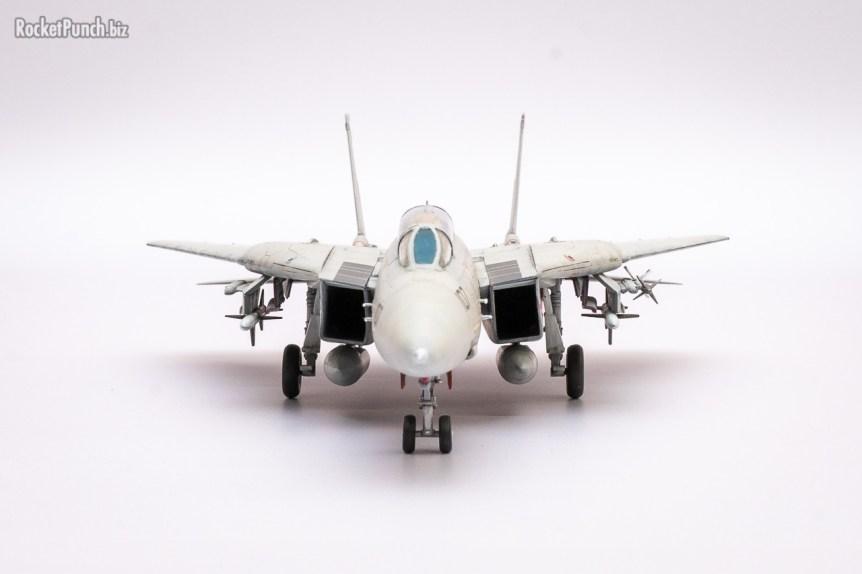 Hobbyboss 1/72 Grumman F-14A Tomcat 'VF-41 Black Aces'