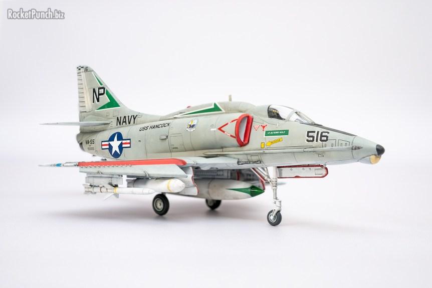 Fujimi 1/72 Douglas A-4F Skyhawk