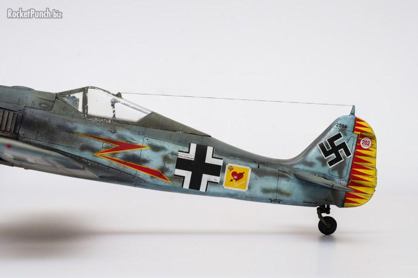 Hasegawa 1/48 Focke-Wulf Fw 190A-5