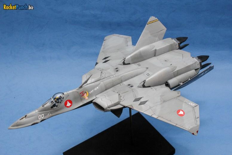 Hasegawa 1/72 General Galaxy VF-22S Sturmvogel II
