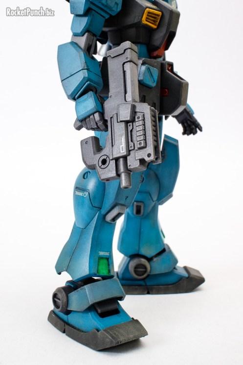 Bandai HGUC 1/144 RGM-79Q GM Quel