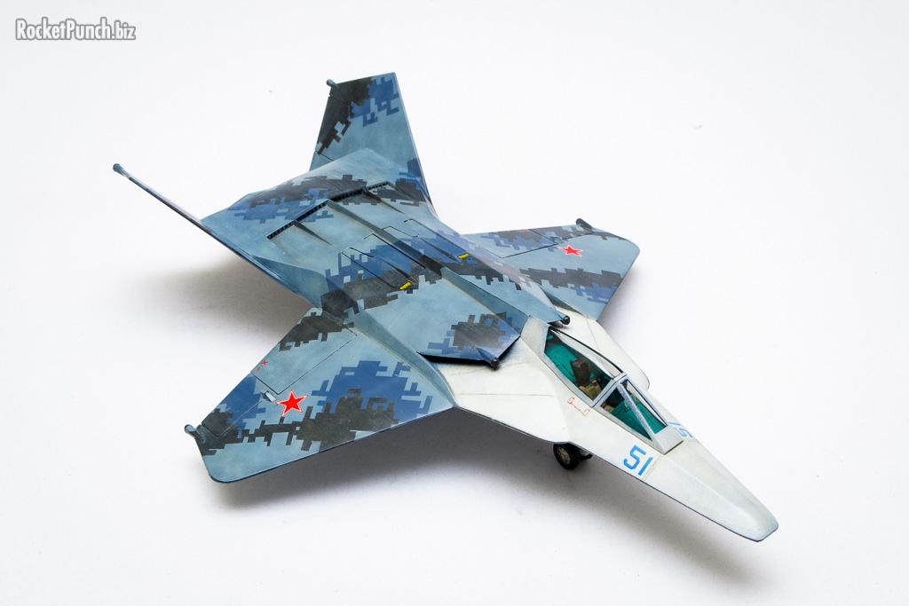 Italeri 1/72 Mikoyan Gurevich MiG-37B Ferret E