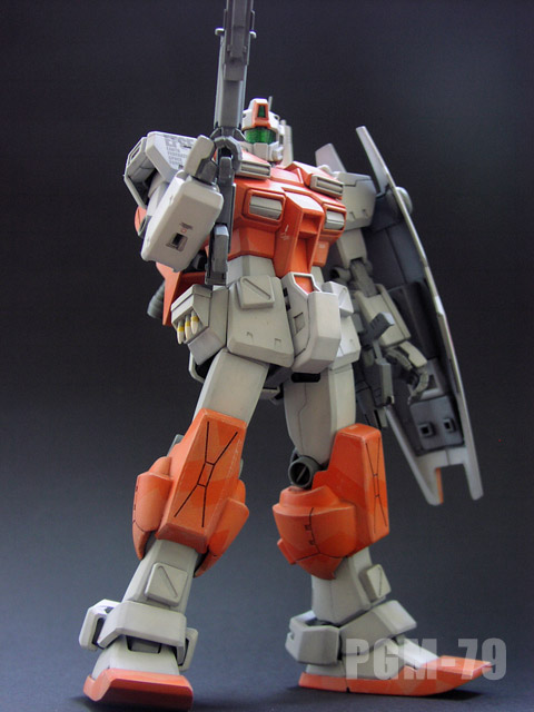 Bandai MG 1/100 PGM-79 Powered GM