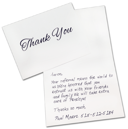 Still not convinced on sending handwritten cards? — Rocket