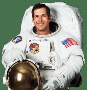 John Herrington - Mars Day 2013