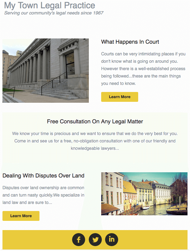 Email Marketing for Lawyers 1