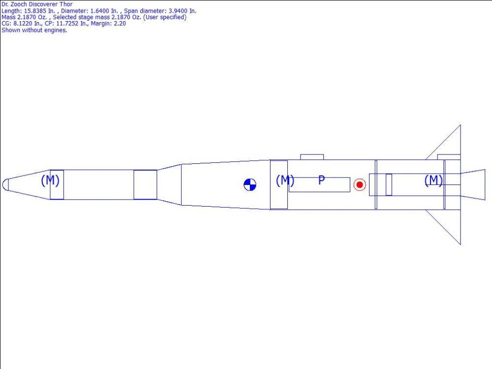 medium resolution of dr zooch model rocket discoverer thor rocksim design file