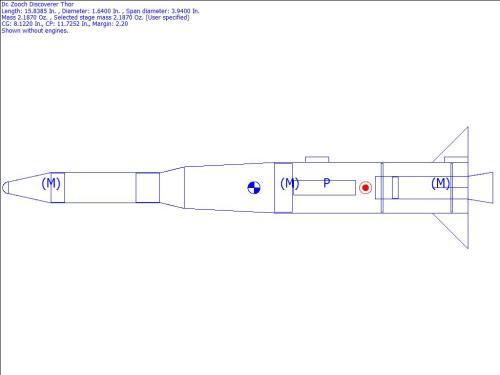 small resolution of dr zooch model rocket discoverer thor rocksim design file