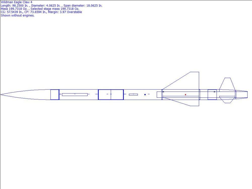 medium resolution of wildman rocketry eagle claw 4 rocksim design file