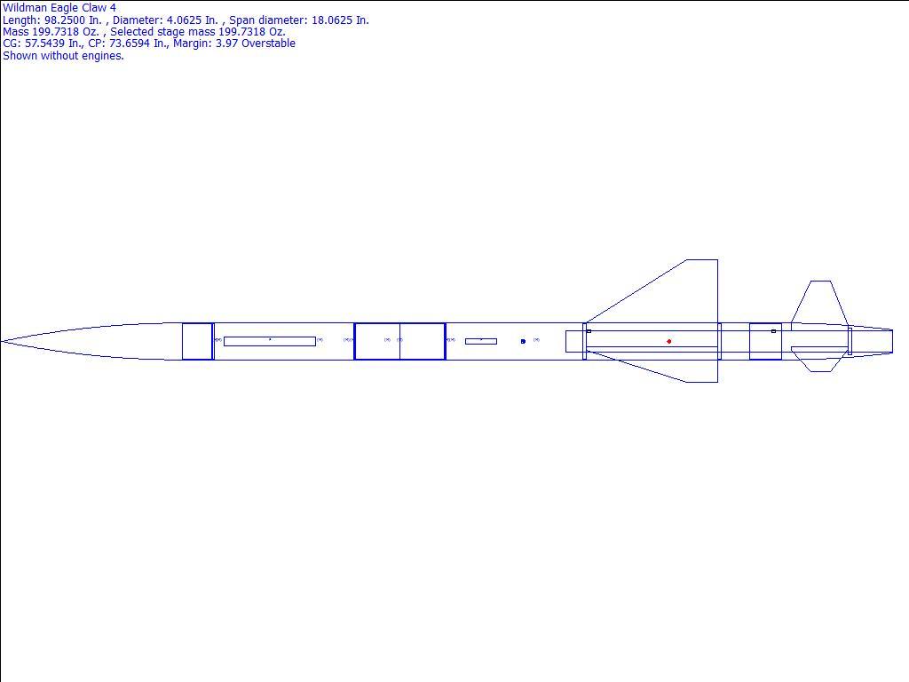 hight resolution of wildman rocketry eagle claw 4 rocksim design file