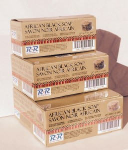 Black Soap retail ready