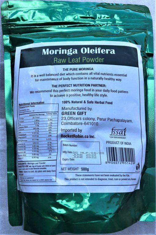 Moringa Powder 7