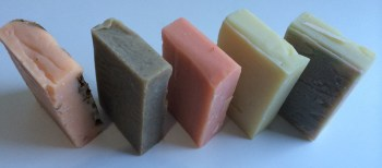 All Natural Soap Variety