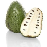 Graviola Sliced Fruit