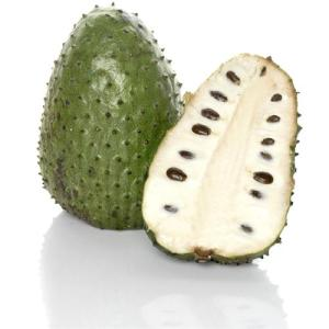 Graviola Sliced Fruit