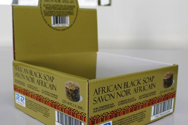 Black Soap 822