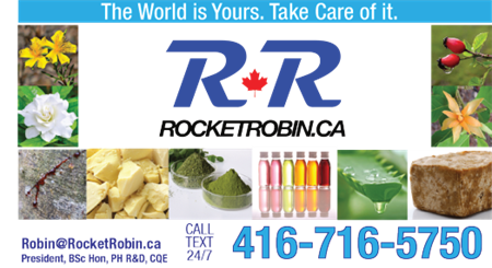 Free Local Pickup from RocketRobin.ca