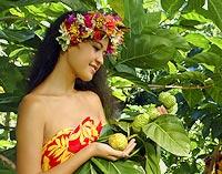 Tahitian Noni Juice lady