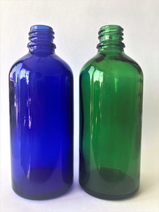 100 ml glass bottle 1