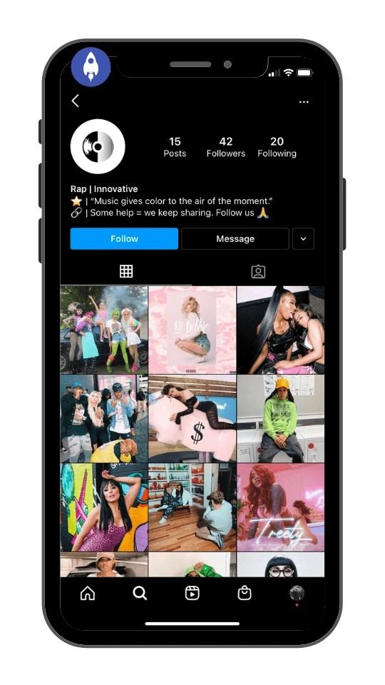 Instagram Growth Agency