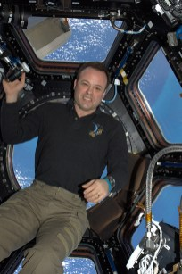 """""""What we are learning in space is going to help us explore the solar system. The research we are doing on the station is making life better on Earth. We are studying our planet 24 hours a day."""" ~ @Astro_Ron"""