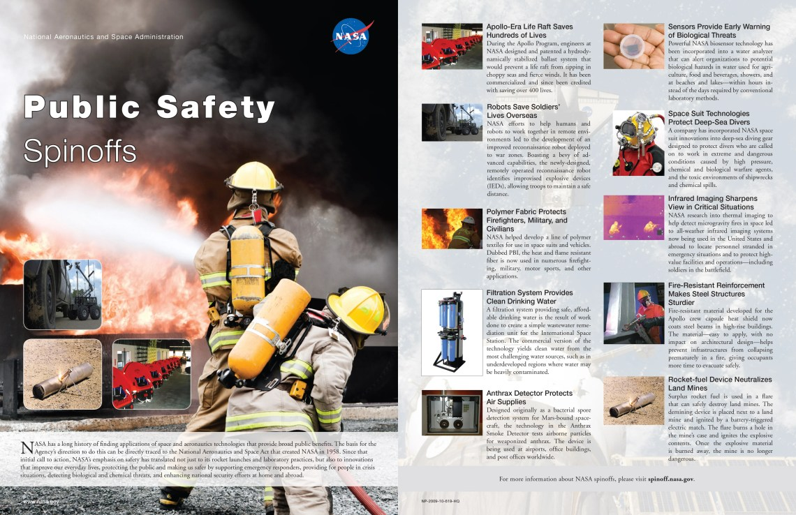 Public-Safety-Spinoff-NASA