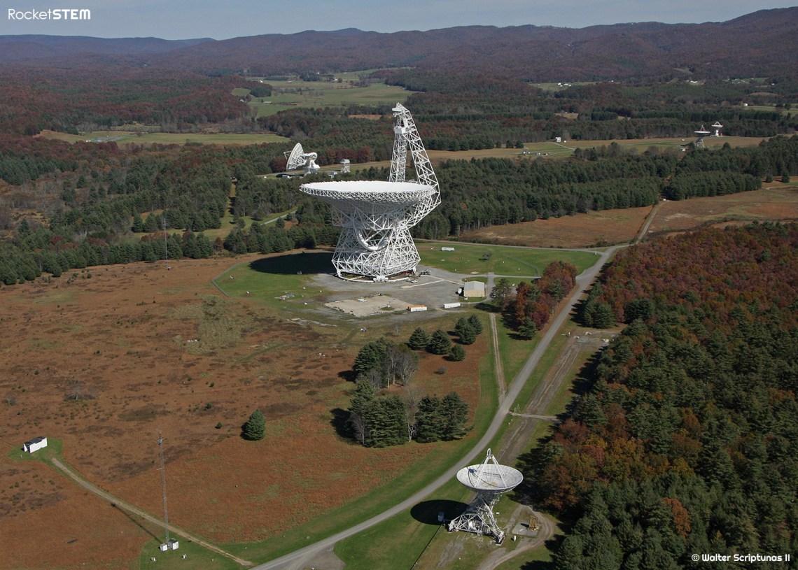 greenbank-telescopes