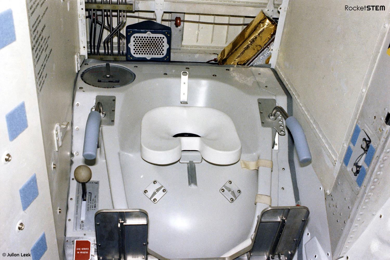 evolution of the space toilet rocketstem. Black Bedroom Furniture Sets. Home Design Ideas