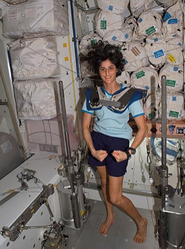 Astronaut Sunita Williams. Credit: NASA