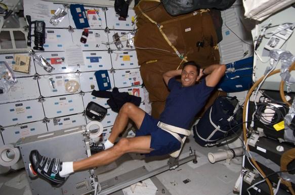 Astronaut Joe Acaba. Credit: NASA