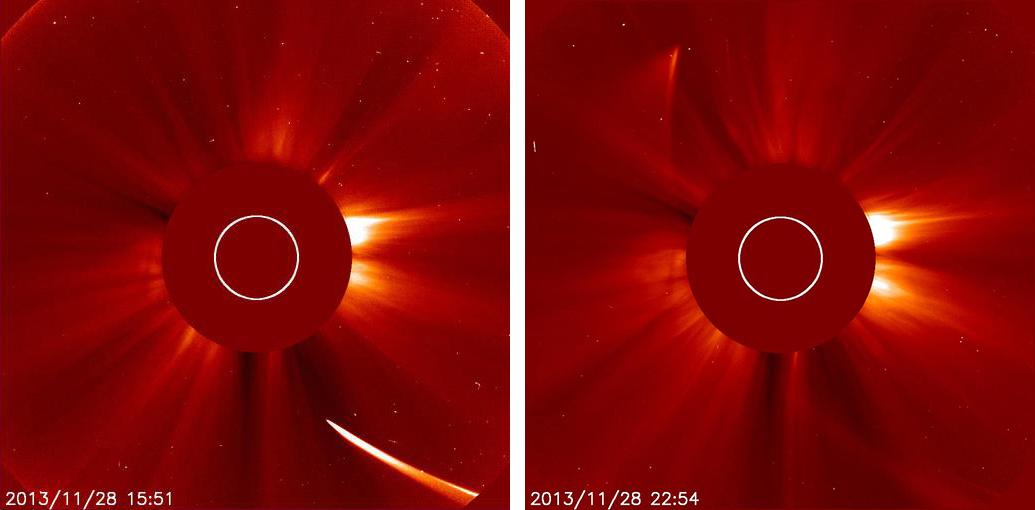 005-LASCO-C2-Pre-Post-perihelion