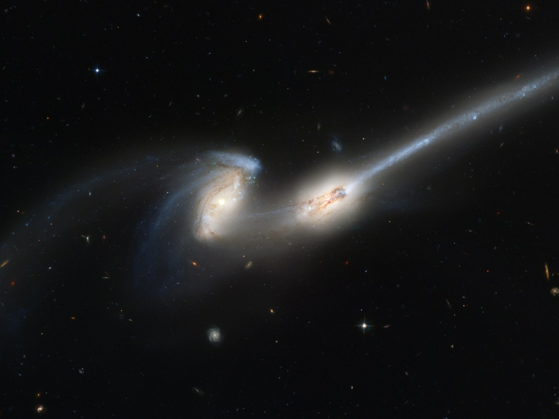 HUBBLE'S TOP 100 •#20 •Credit: NASA, Holland Ford (JHU), the ACS Science Team and ESA