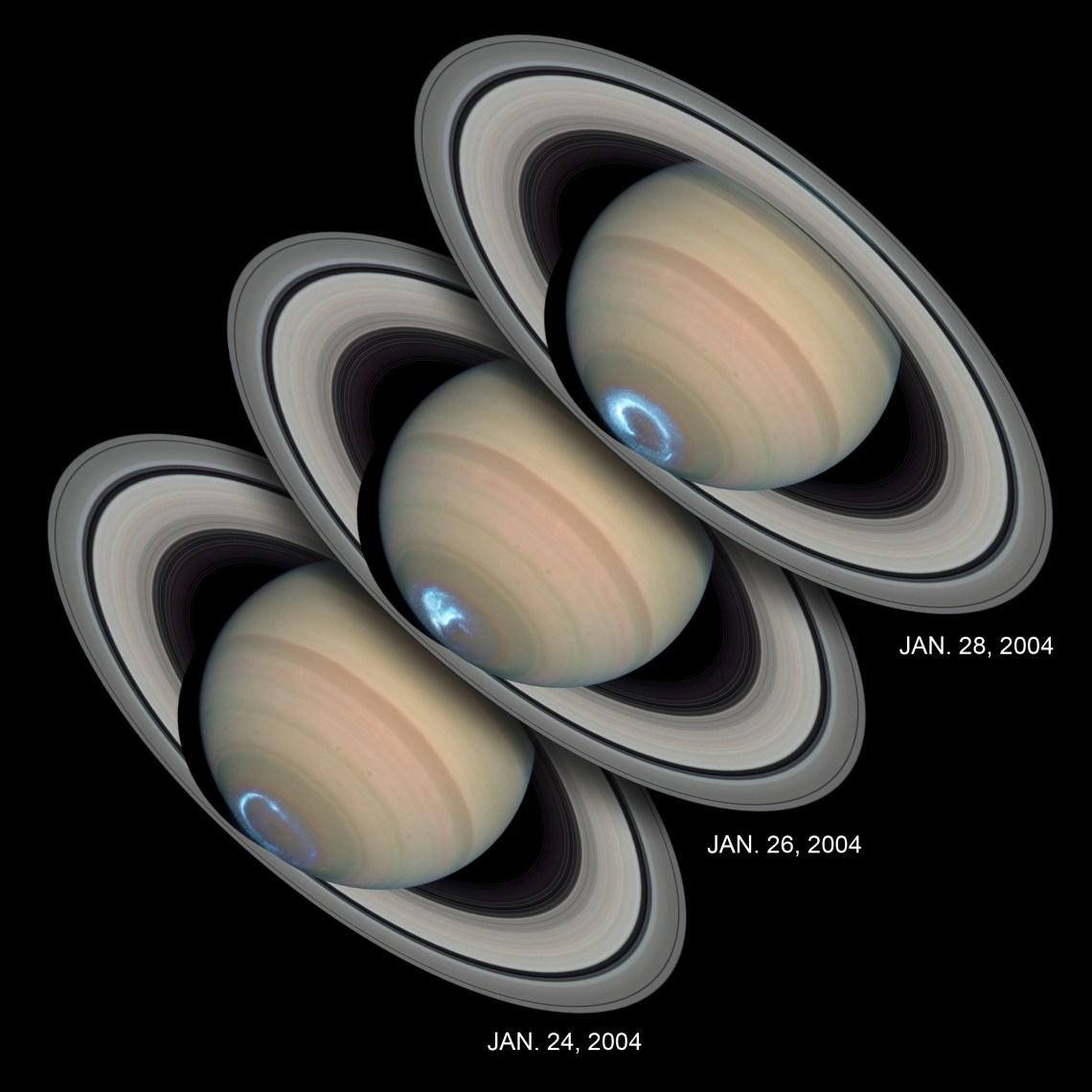 HUBBLE'S TOP 100 •#90 •Credit: NASA, ESA, J. Clarke (Boston University, USA), and Z. Levay (STScI)