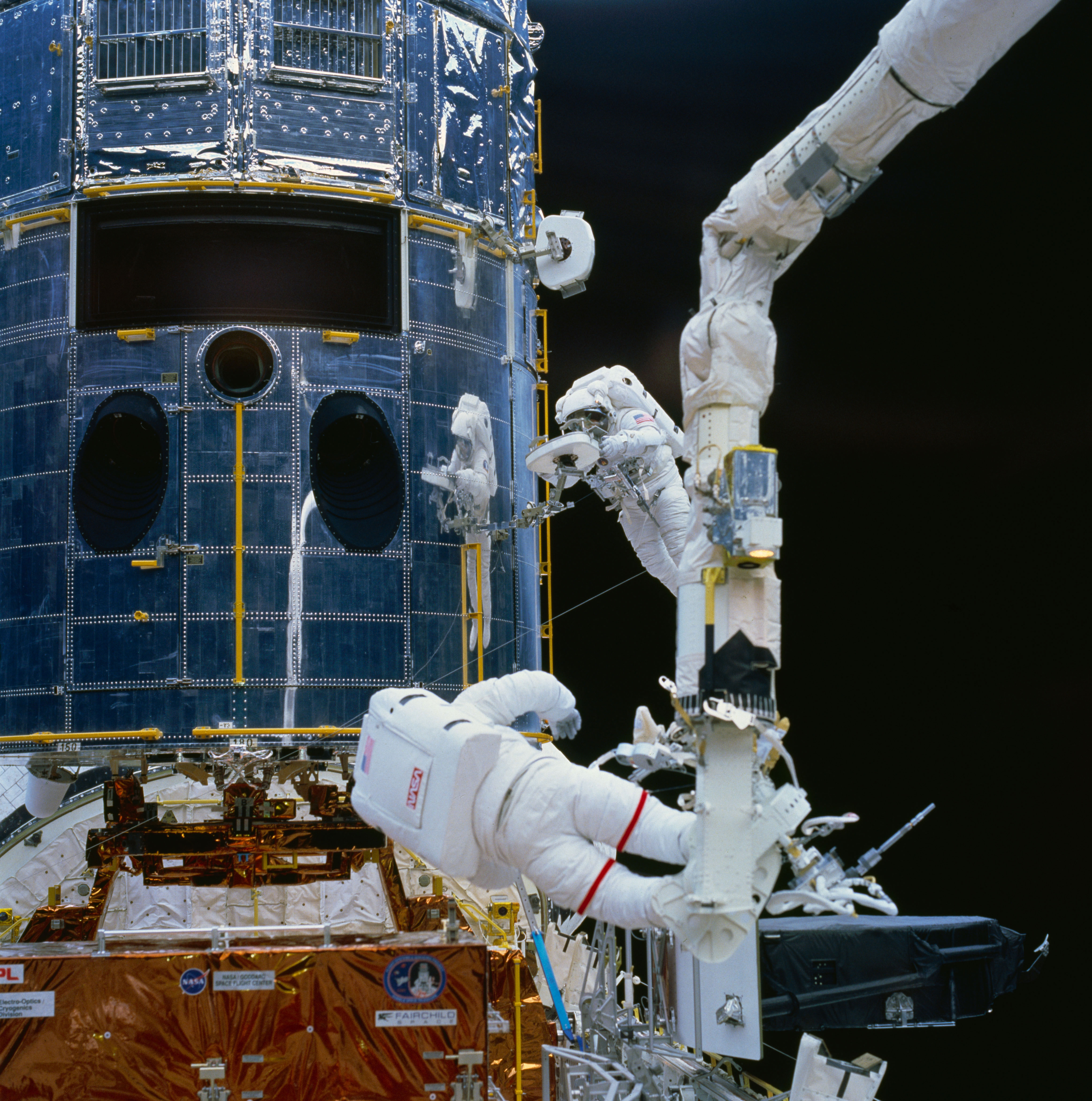 Making House Calls To Hubble