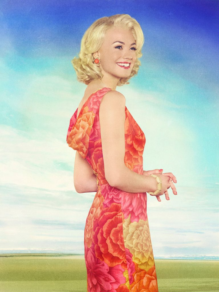 Yvonne Strahovski as Rene Carpenter. Credit: ABC/Bob D'Amico