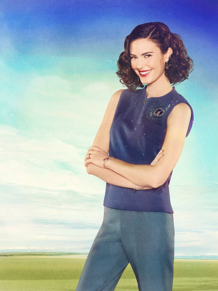 Odette Annable as Trudy Cooper. Credit: ABC/Bob D'Amico