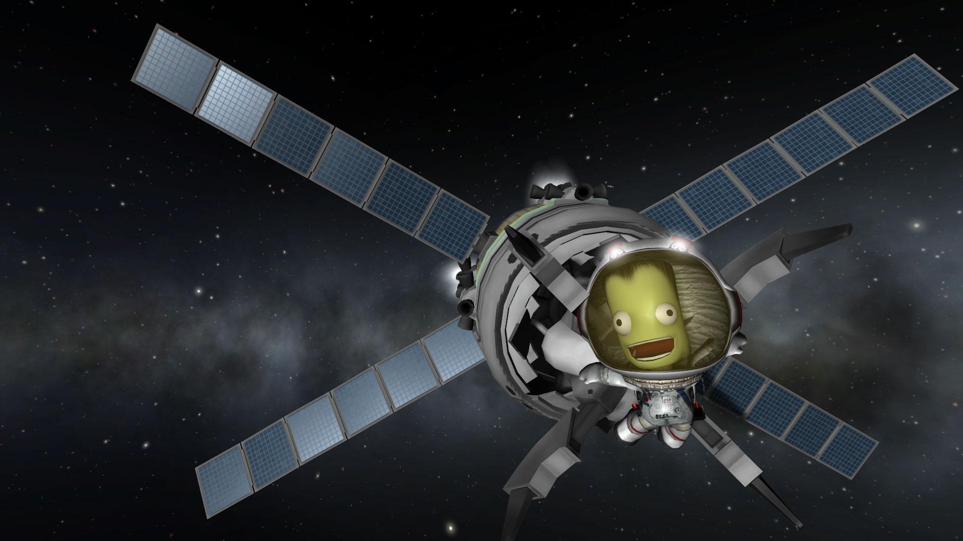 Kerbal Space Program: Bringing rocket science to games