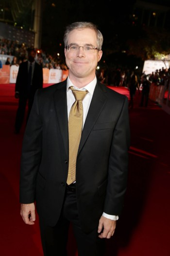 Author Andy Weir seen at Twentieth Century Fox 'The Martian' Premiere Gala at the 2015 Toronto International Film Festival on Friday, September 11, 2015 in Toronto, CAN. Credit: Eric Charbonneau/Invision for Twentieth Century Fox/AP Images