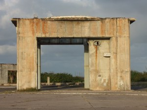 Launch Complex 34 remains as a memorial for the departed Apollo 1 crew. Credit: Lloyd Campbell