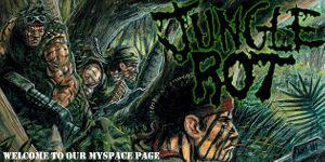 Jungle Rot napalm