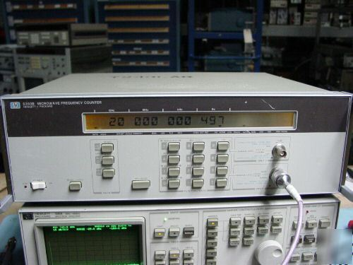 1ghz Simple Frequency Counter Test And Measurement Circuits Elshem