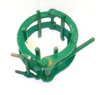 Tig welding small thin aluminum tubing; tacking / clamping