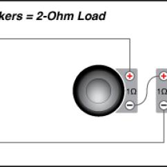 Dual 4 Ohm Subwoofer Wiring Diagram Context Level Visio Prime 500 Watt Mono Amplifier Rockford Fosgate