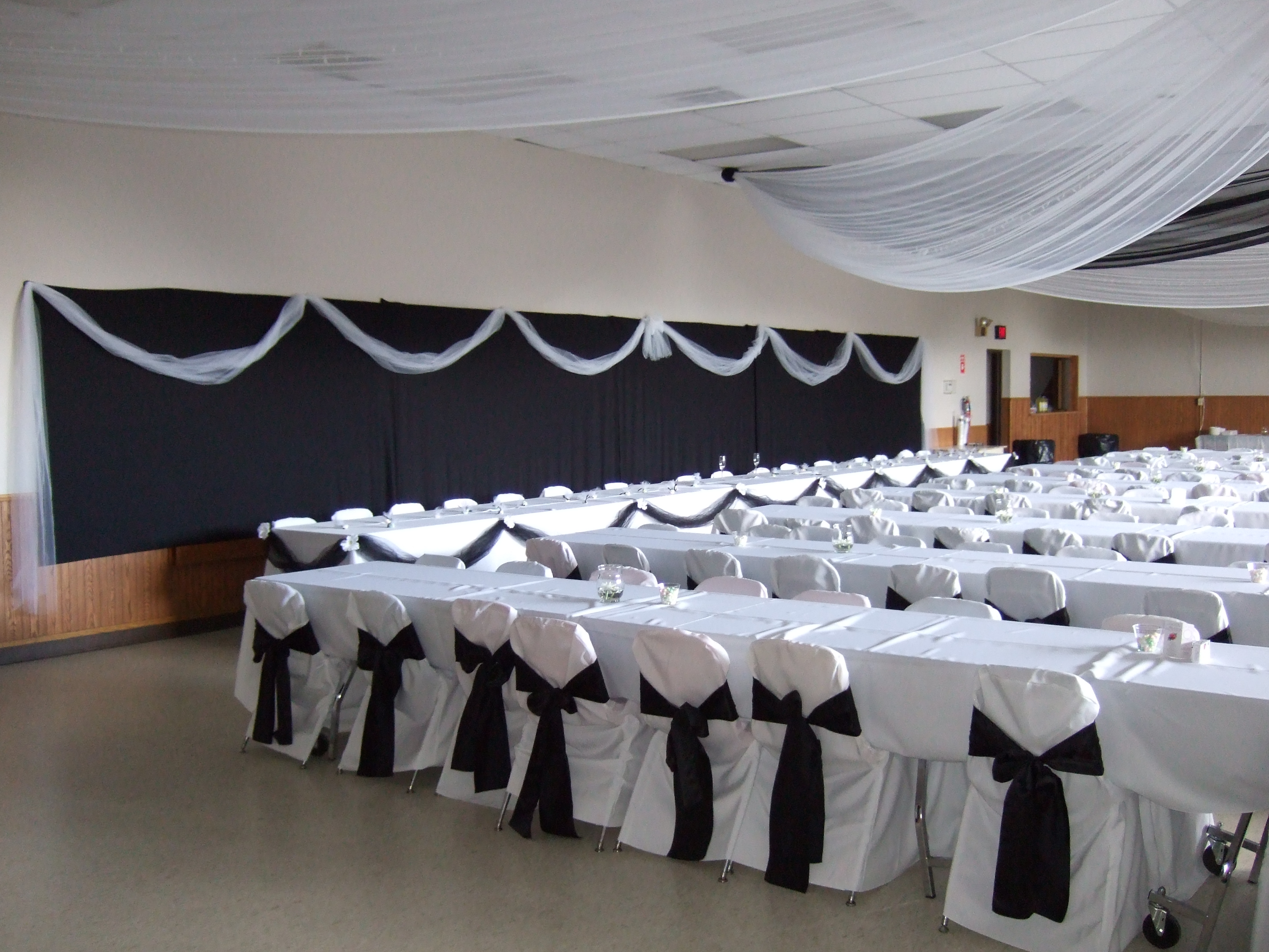 chair cover rentals rockford il china mall covers hall info no adhesive tape hooks of any kind on walls doors voting booths or ceiling this includes all 3m tapes hook products duct scotch