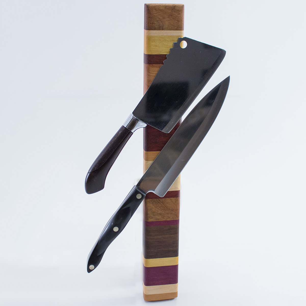 magnetic kitchen knife holder cabinet design ideas  multicolored rockford woodcrafts
