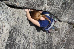 Oakley climbing