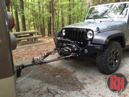 small resolution of custom jeep tj tow wiring