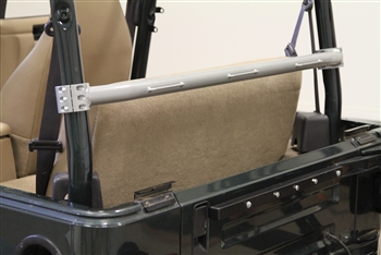 Rock Hard 4x4 Rear Seat Harness Bar For Jeep Wrangler Yj