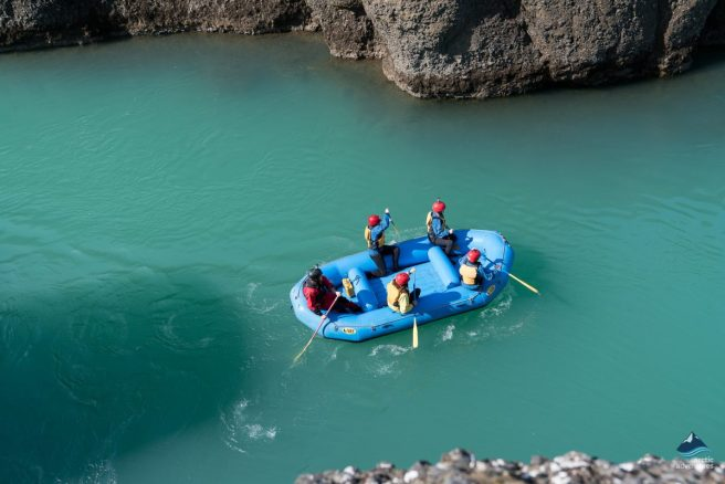 river rafting in iceland tour
