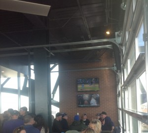 Bar Area - The Rooftop - Coors Field